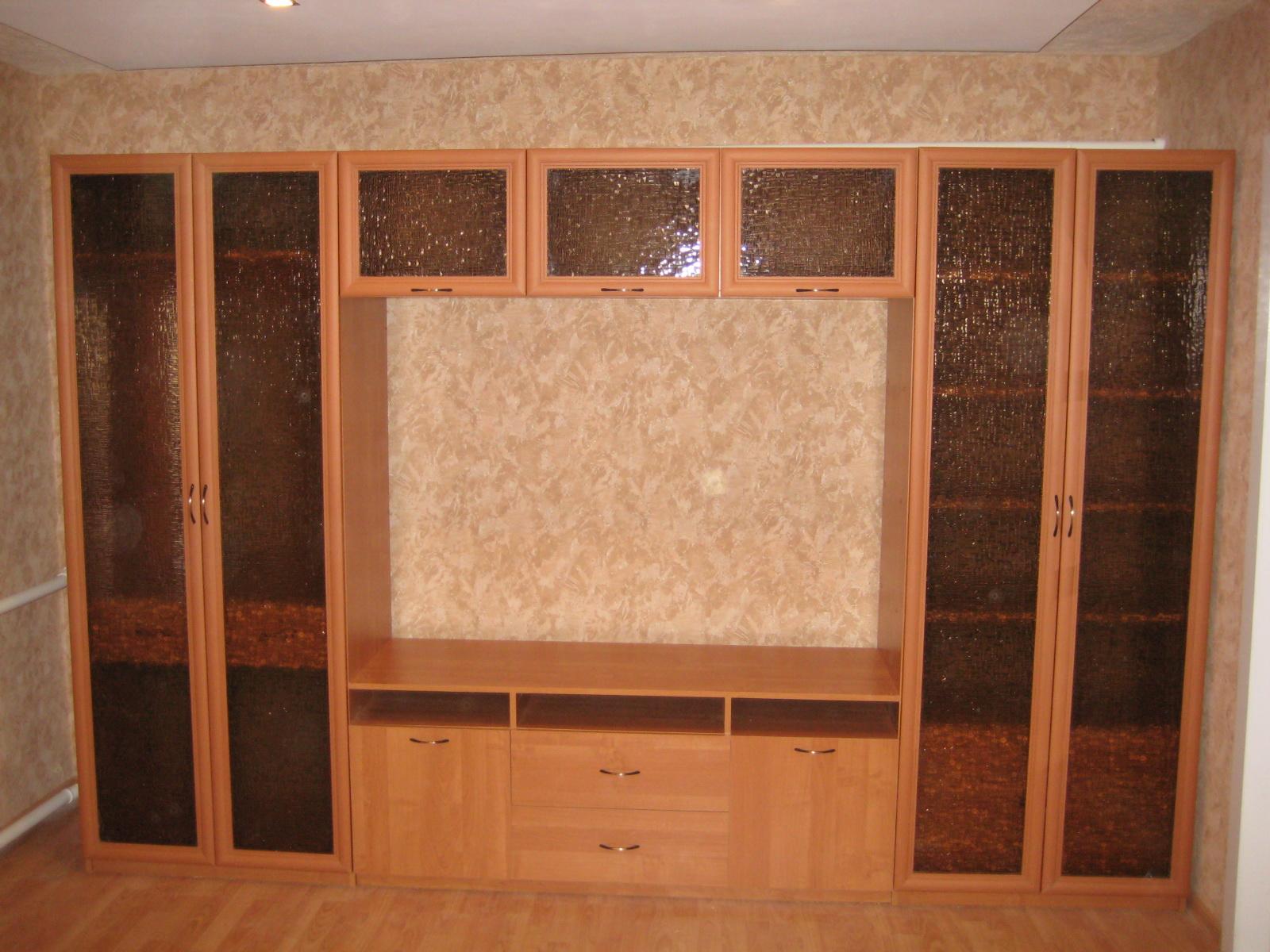 Мебель своими руками стенка в зал